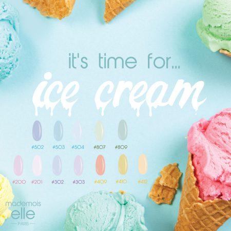 קולקציית ice cream